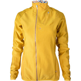 """Sweare W's XC 50/50 Jacket yellow spark"""
